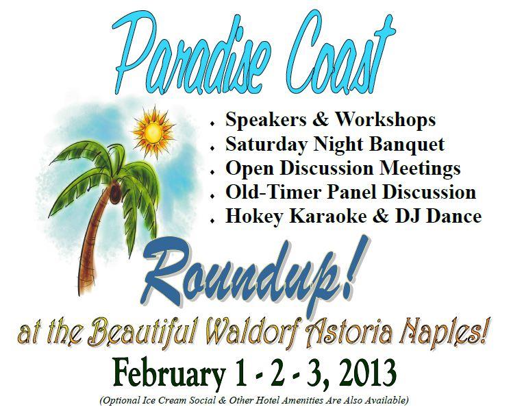 Roundup flyer